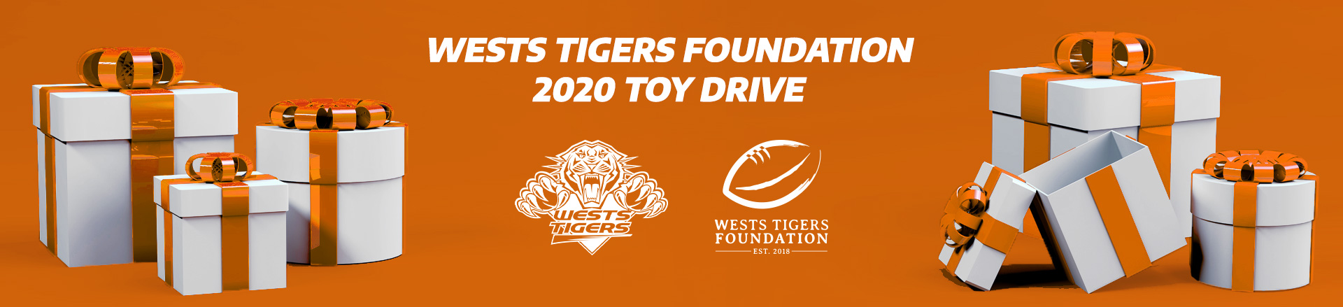 - Liverpool Hospital - Wests Tigers Toy Appeal